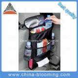 Multifunctional Nylon Travel Storage Car Back Seat Organizer Bag
