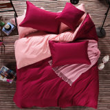 Solid Plain Color Cotton Bedding Product