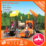 Multi-Functional School Playground Outdoor Children Tube Slide