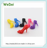 Elegant High-Heeled Shoes USB Flash Disk for Lady (WY-PV67)