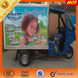 New Cargo Tricycle for Enclosed Cabin Box