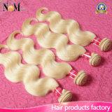 Wholesale 613 Blonde Brazilian Virgin Hair Body Wave Brazilian Hair Grade 8A Virgin Hair