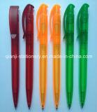 Plastic Transparent Ball Pen (P1043)