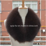 Fluffly and Soft Real Fox Fur Collar for Down Coat