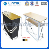 Square Promotion Table Portable Pop up Display Table (LT-09B)