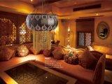 Glorious Brass Arabic Style Pendant Lamp (P607)