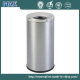 Bevelled Open Lid Waste Bin Collector Hotel Lobby Ashtrays