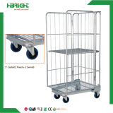 Heavy Duty Foldable Storage Warehouse Roll Container
