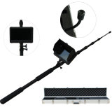 HDMI Video Output 5m Telescopic Pole CCTV Camera System with 5000mAh Battery Powered 7 Inch DVR Monitor