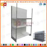 Manufactured Customized Metal Supermarket Heavy Duty Shelving (Zhs219)