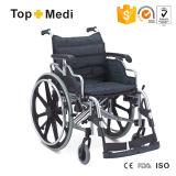 Topmedi Comfortable Seat Cushion Lightweight Folding Wheelchair