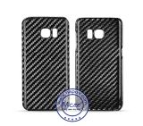 High Luxury Carbon Fiber Mobile Phone Cover for Samsung S7