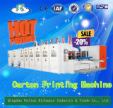 Flexographic Corrugated Carton Printing Slotting Die Cutting Machine