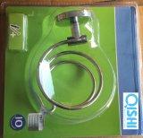 Round Hair Dryer Holder with Hook