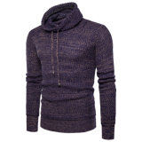 Man′s Fashion Causal Knitted Sweater Crew Neck Pullover