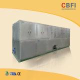 SGS Certification Long Warranty Period Industrial Ice Cube Machine (CV3000)