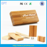 Promotional Wooden USB Pendrive with Personalized Logo (EW002)