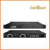 4-Channels SDI to DVB-C Modulator (CATV, HDTV)