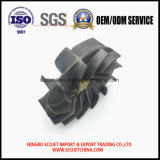 Die Casting Impeller with Hot or Cold Runner
