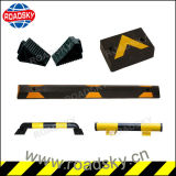 High Quality Black Color Steel Wheel Chocks for Truck