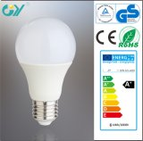 30000 Hours PF>0.5 E27 8W LED Bulb with Light Pipe