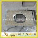 G682 Rusty Yellow Granite Vanity Top for Bathroom