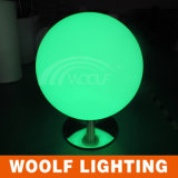 DMX Control RGB Color Changing LED Ball