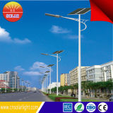 Aluminum Pole 6m 30W LED Street Light Solar