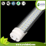 140lm/W Ultra Bright 2FT LED Tube 8W