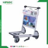 Airport Luggage Trolley Carts with Auto Hand Break
