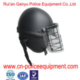 Riot Police Helmet for Sale with Metal Net