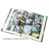 Hardcover Children Story Book Printing