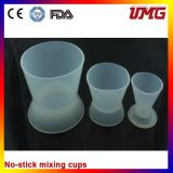 Dental Consumables No-Stick Silicone Mixing Cups