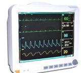 15-Inch 6-Parameter Patient Monitor/ECG Monitor/ Pr, SpO2, NIBP, ECG,