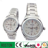 Customer Water Resistant Fashion Wholesale Couple Watch