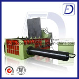 Horiztonal Metal Aluminum Steel Scrap Baler Machine