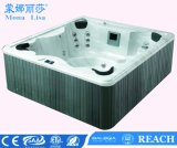 Chinese High Quality Rectangular Whirlpool SPA Hot Tub (M-3322)
