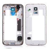 Middle Frame Housing Bezel Camera Cover for Samsung Galaxy S5