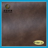 Two-Tone Color Bag PVC Leather (Hongjiu-818#)