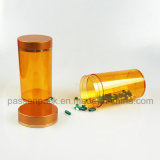 Amber Injection Pet Medicine Bottle for Fish Oil Packaging (PPC-PETM-017)