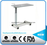 Mobile Folding Overbed Food Table