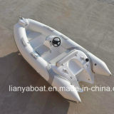 Liya 3.8m Mini Speed Boat Inflatable Boat Manufacturers