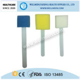 Hospital Wounds Cleaning Sponge Applicator