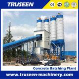 180m3/H Automatic Concrete Plant Construction Machine