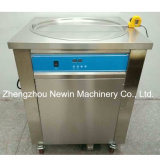 Multi-Functional Commercial Ice Cream Roll Machine Flat Pan