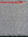 Factory Price Export High Quality Fashion African Corded Lace Fabric for Garment