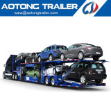 6-8 Cars Skeleton Car Hauler/Car Carrier Semi Truck Trailer