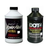Gafle/OEM Brake Fluid DOT4 12oz Best Quality
