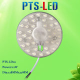 Hot Sale Magnetic Ingan Chip AC Driverless SMD 2835 LED Ceiling Light Module 12W 220V