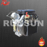 Air Cooled V Twin Small Diesel Engine, Two-Cylinder Motor (RS812D RS836D RS870D)